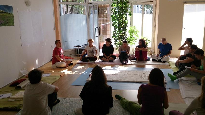 Integrativni shiatsu seminar