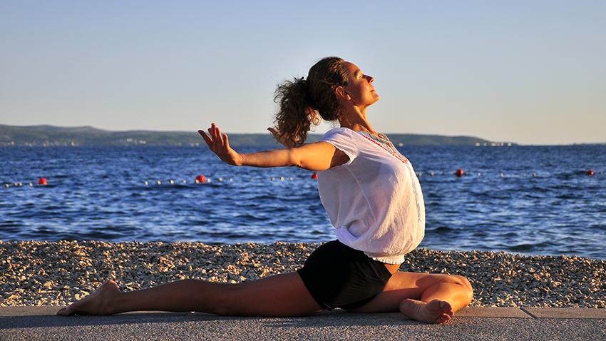 Vinjasa joga - nova naslovna