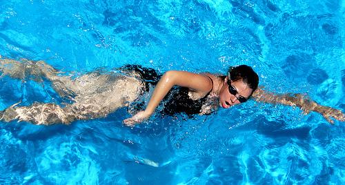 Plivanje je idealna ljetna rekreacija