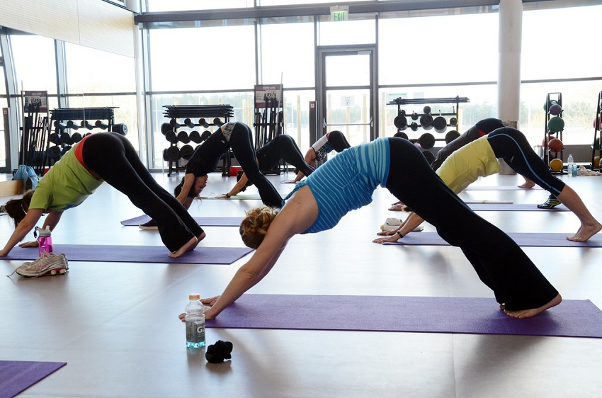 Besplatno vježbanje joge u Trogiru - 850