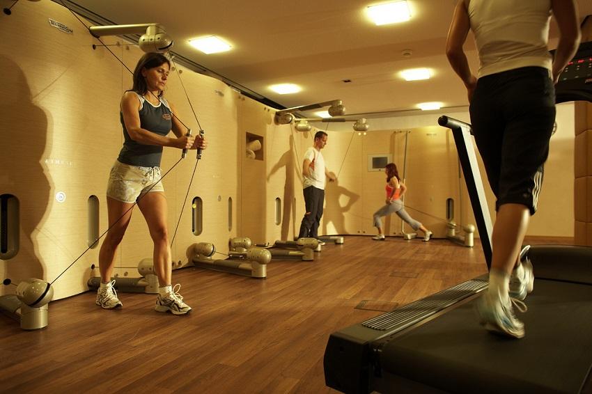 Početak vježbanja u teretani 1 - 850