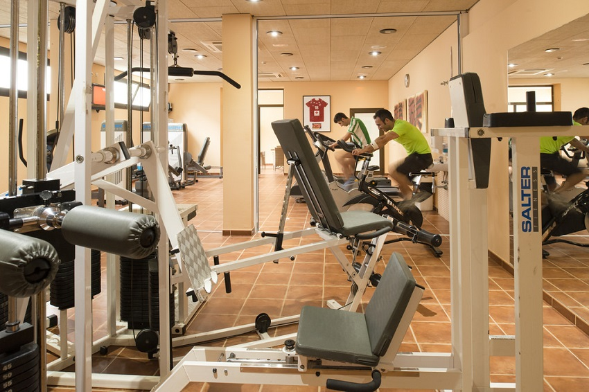 Početak vježbanja u teretani 2 - 850