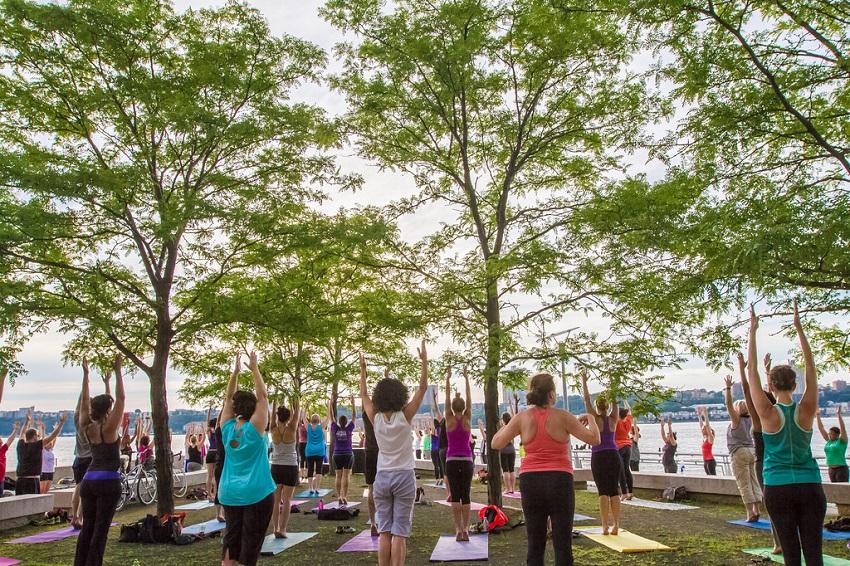 Vježbanje joge razvija snagu i opuštenost 1