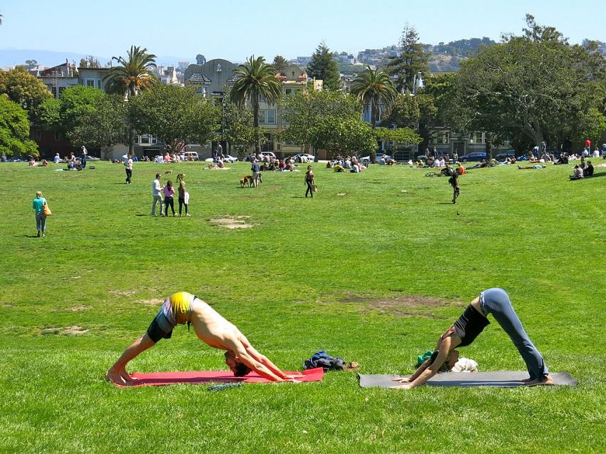 Vježbanje joge razvija snagu i opuštenost 2