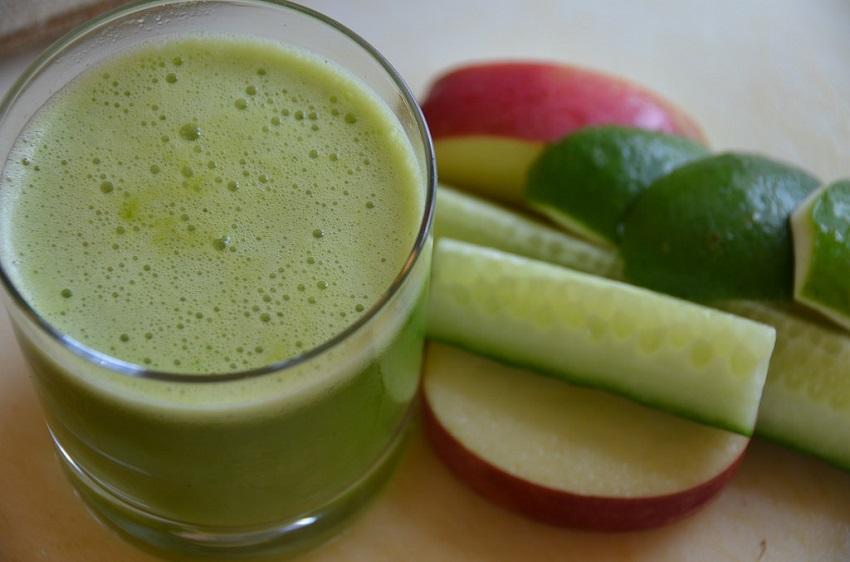 Zeleni povrtni sok 3