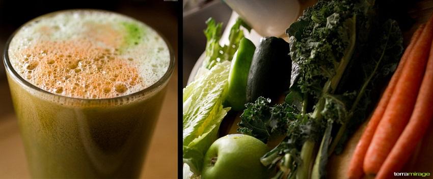 Zeleni povrtni sok 4