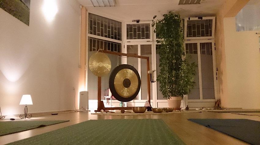Gong u dvorani