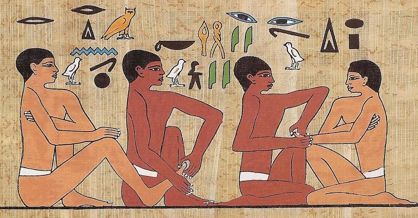 Masaža - Egipat