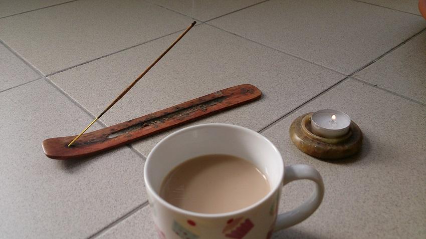 Joga čaj