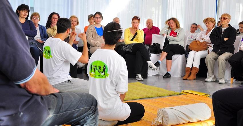 Predavanje o svjesnom dodiru